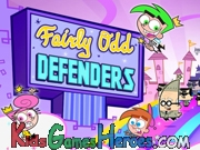 Play The Fairly OddParents - Fairly Odd Defenders