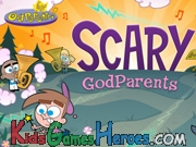The Fairly OddParents - Scary GodParents Icon