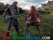 Play The Hobbit - Dwarf Combat Training