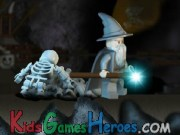The Hobbit - The Halls of the Goblin King - Lego Icon