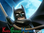 Play The LEGO Movie - Batman First Try