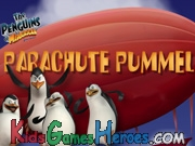 Play The Penguins of Madagascar - Parachute Pummel