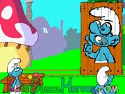 Play The Smurfs - Brainy's  Bad Day