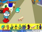 Play The Smurfs - Papa's Memory