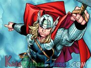 Thor- Takes Flight Icon