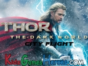 Thor The Dark World - City Flight Icon