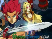 Play ThunderCats - Sword of Omens