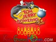 Play Tom and Jerry - Bowling