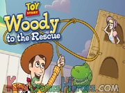 Play Toy Story - Woody To The Rescue