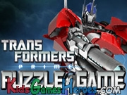 Play Transformers - Puzzle Game