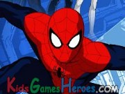 Ultimate Spiderman - Iron Spider Icon