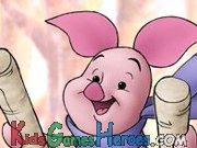 Play Winnie the Pooh - Honey Harvest