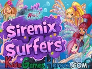 Play Winx - Sirenix Surfers