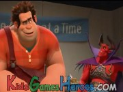 Wreck-It Ralph Movie Trailer Icon