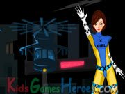 Play X-men - Dress Up Girl