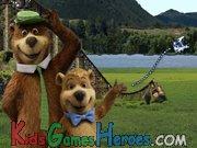 Play Yogi Bear - Bear to the Air