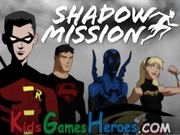 Play Young Justice - Shadow Mission